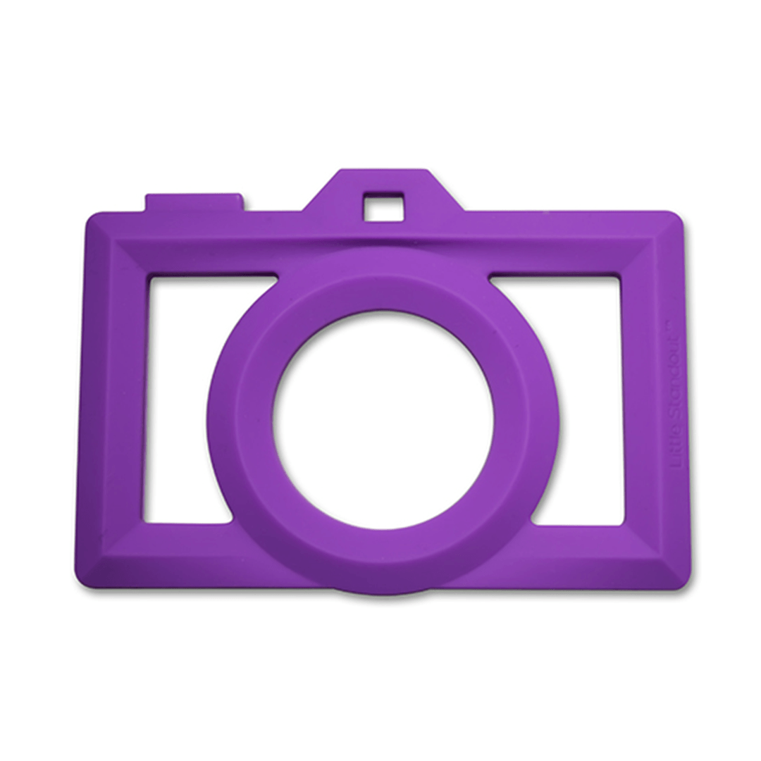 Silicone Camera Teether - Project Nursery