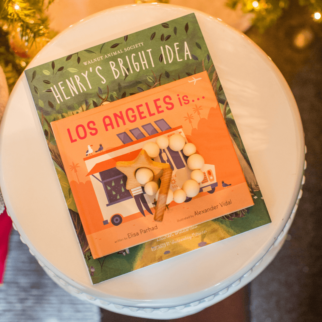 Los Angeles Is... Book - Project Nursery