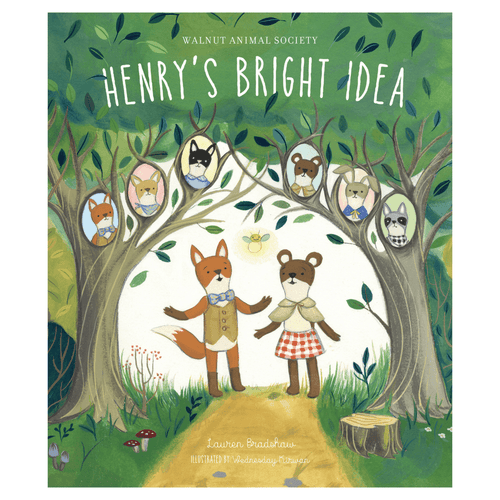 Henry's Bright Idea Book - Project Nursery