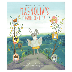 Magnolia's Magnificent Map Book - Project Nursery