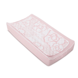 Capri Changing Pad Cover & Topper  - The Project Nursery Shop