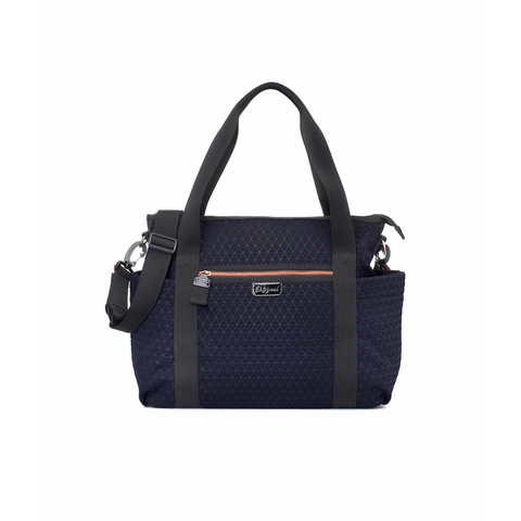 Freshly Picked Mini Classic Diaper Bag - Ebony