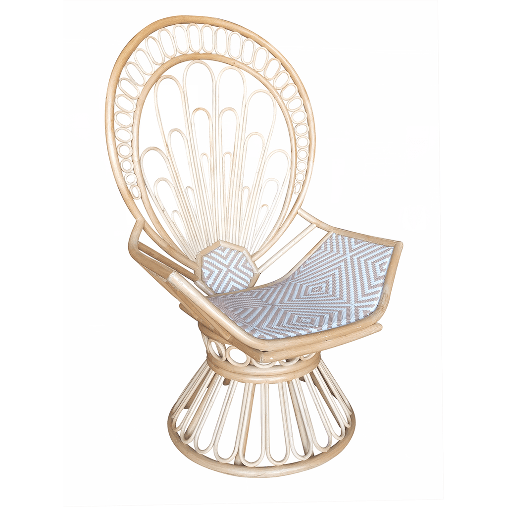 Zahra Peacock Chair  - The Project Nursery Shop - 1