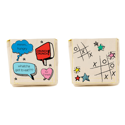Chatter Snack Packs - Set of Two - Project Nursery
