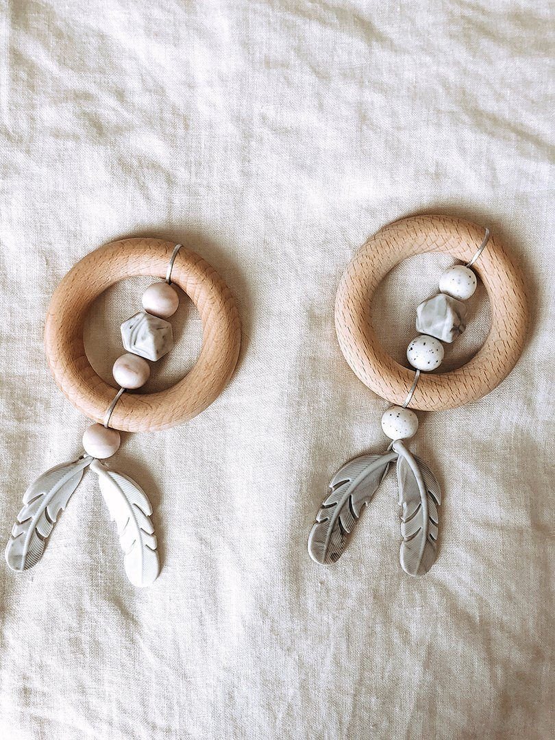 Dreamcatcher Teether - Project Nursery