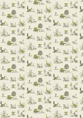 Classic Dino Wallpaper - Project Nursery