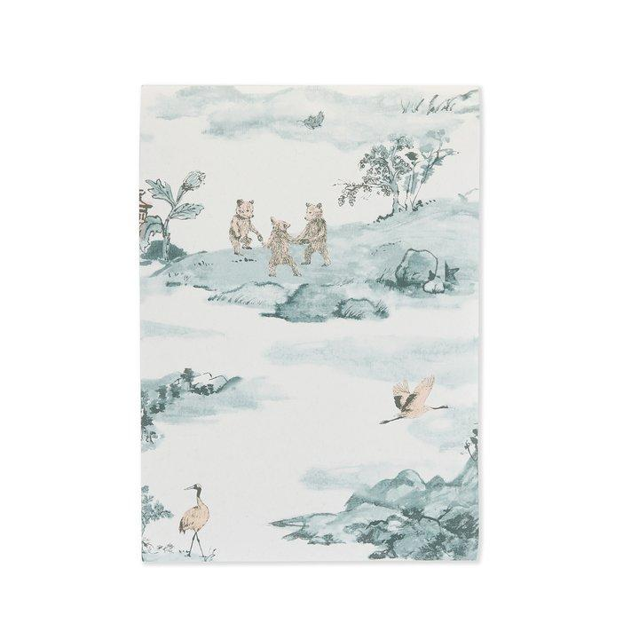 Classic Mountains Wallpaper - Project Nursery
