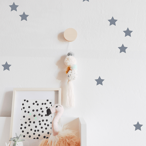 Classic Stars Wall Decals - Multiple Colors - Project Nursery