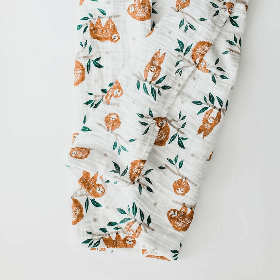Slow Living Swaddle - Project Nursery