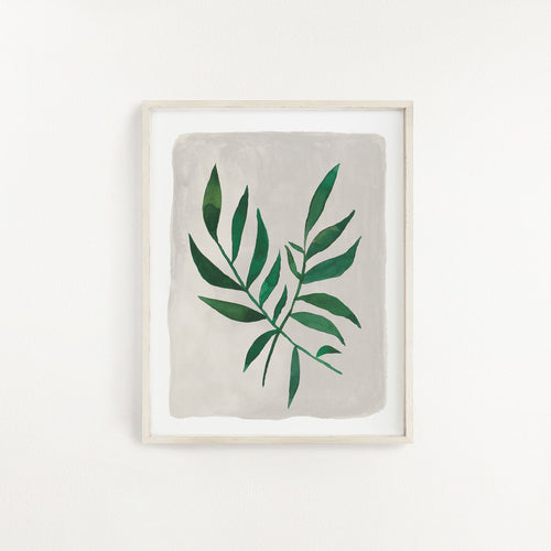 Jungle Fern Art Print - Project Nursery