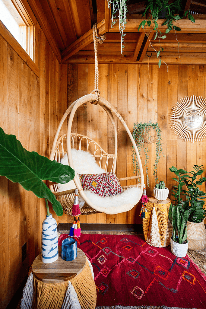 Cohanga Hanging Chair  - The Project Nursery Shop - 3