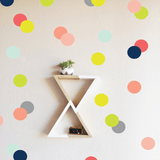 Confetti Dots Wall Decal Colorful - The Project Nursery Shop - 3