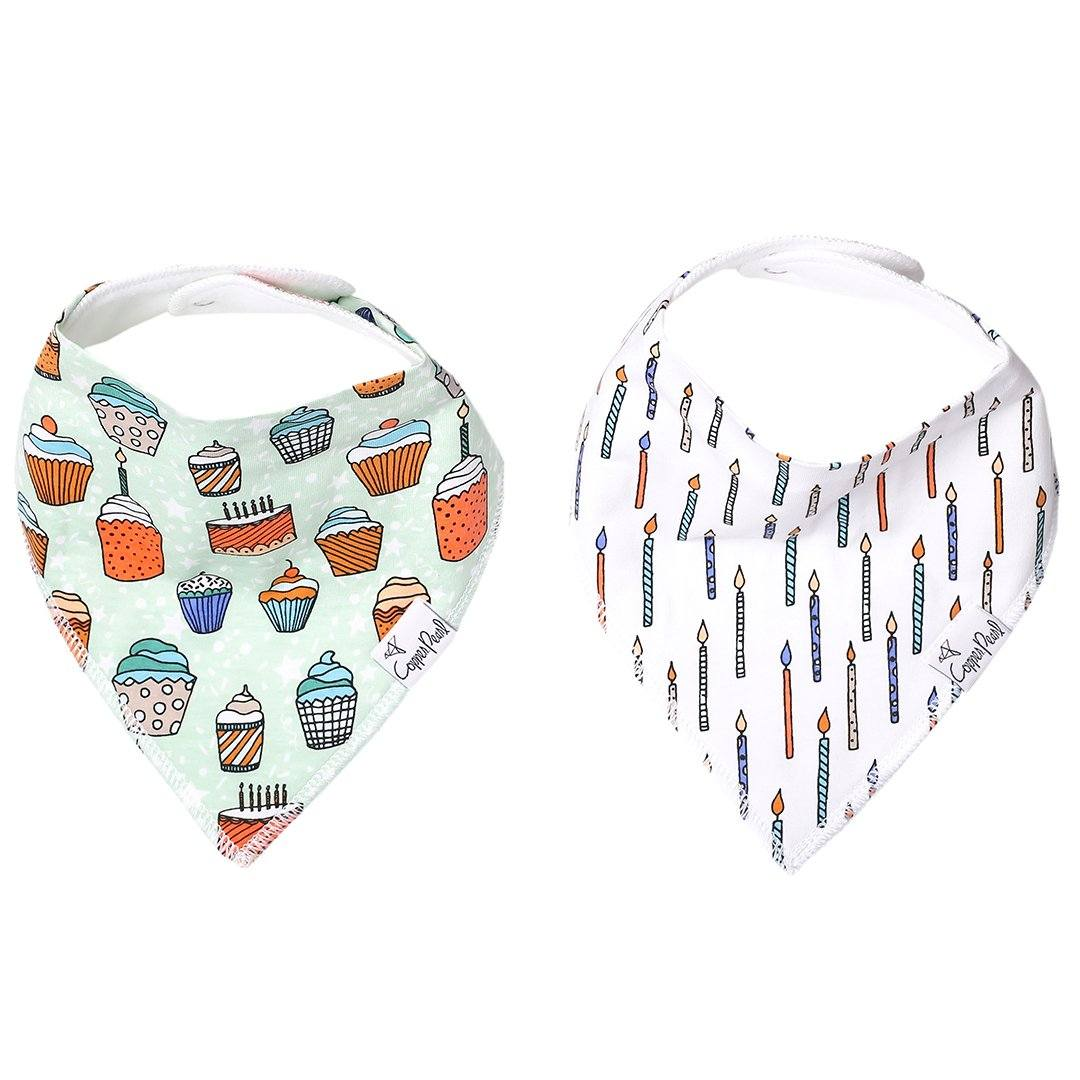 Confetti Bandana Bib Set - Project Nursery