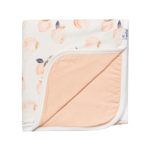 Multi-Purpose Cotton Cuddle Blanket - Holly Garden