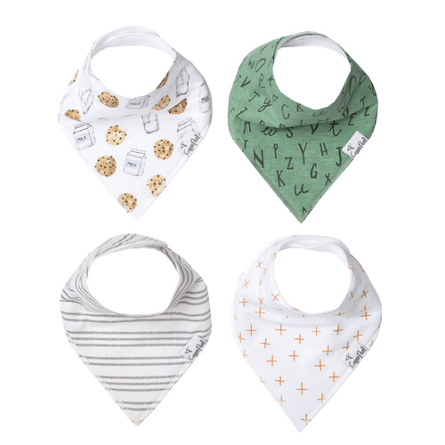 Chip Bandana Bib Set - Project Nursery