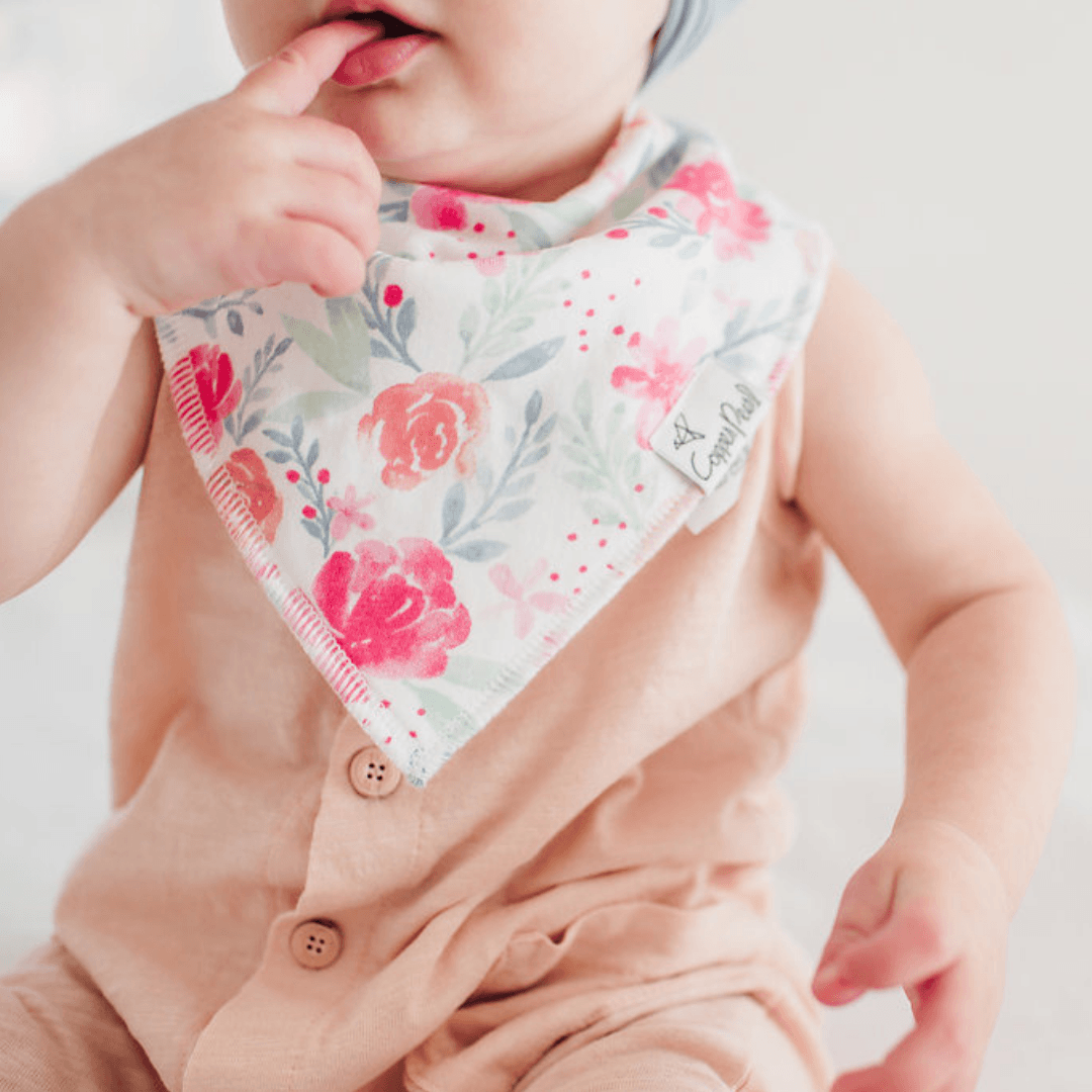 June Bandana Bib Set - Project Nursery
