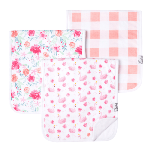 June Burp Cloth Set - Project Nursery