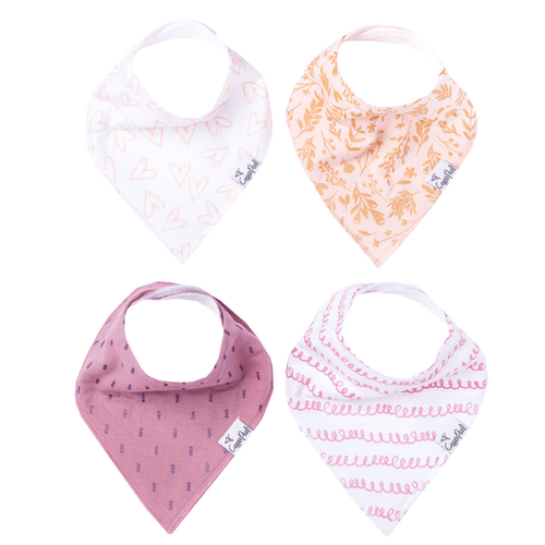 Lola Bandana Bib Set - Project Nursery