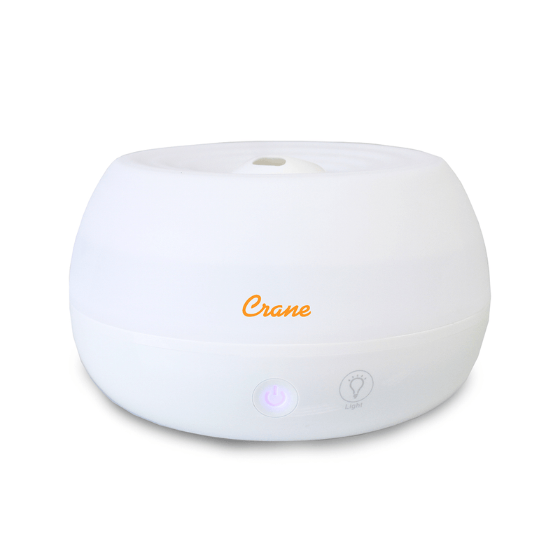 Crane Personal Cool Mist Humidifier + Aroma Diffuser - Project Nursery