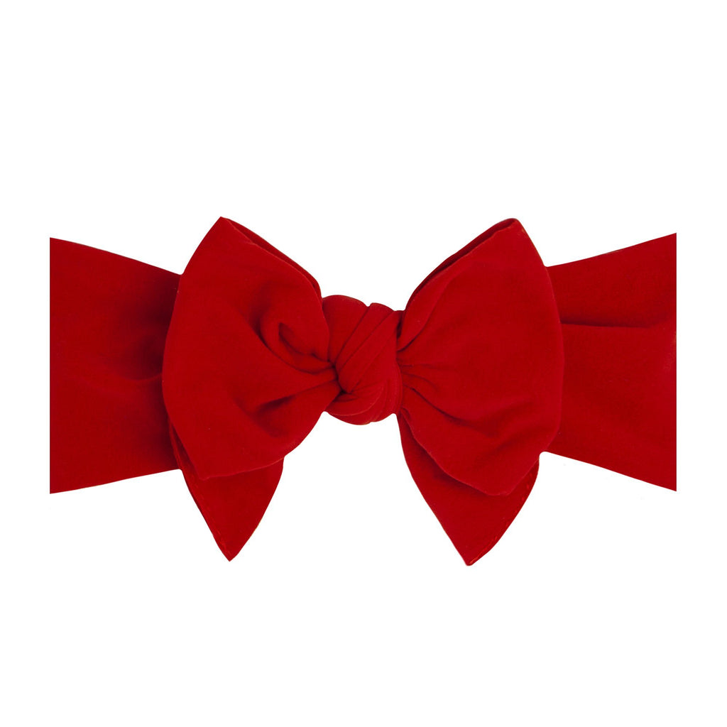Red Dang Enormous Bow - Project Nursery