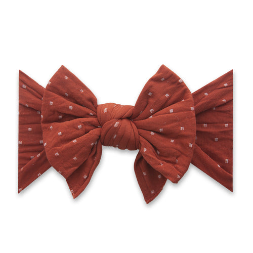 Sienna Dot Dang Enormous Bow - Project Nursery