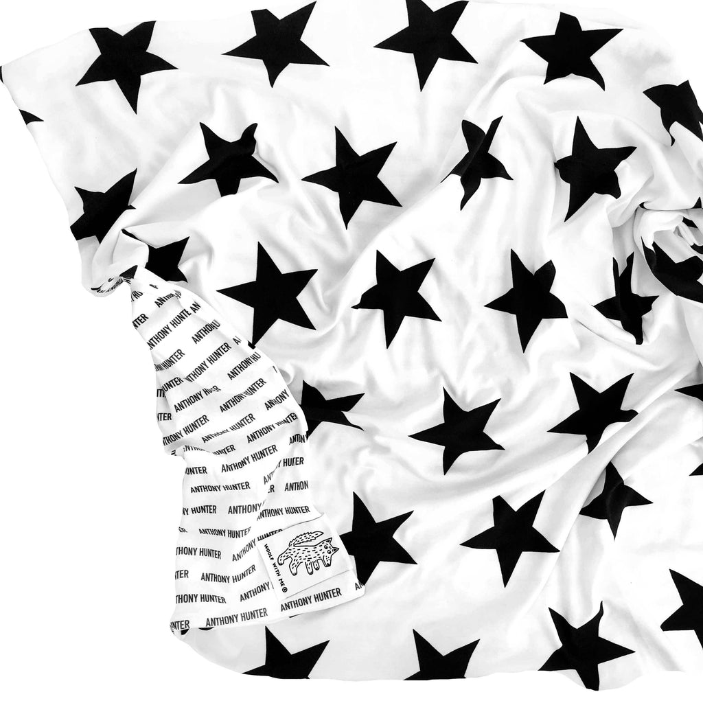 Organic Personalized Star Blanket - Project Nursery