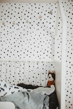 Cute Black Spot Wallpaper - Project Nursery