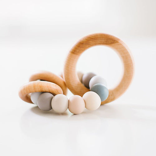 Saturn Ring Teether - Project Nursery