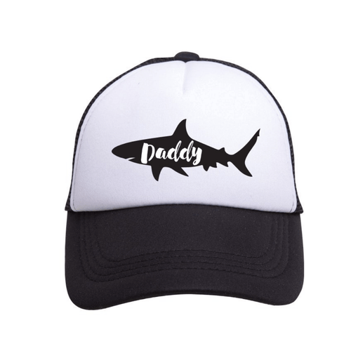 Daddy Shark Trucker Hat - Project Nursery