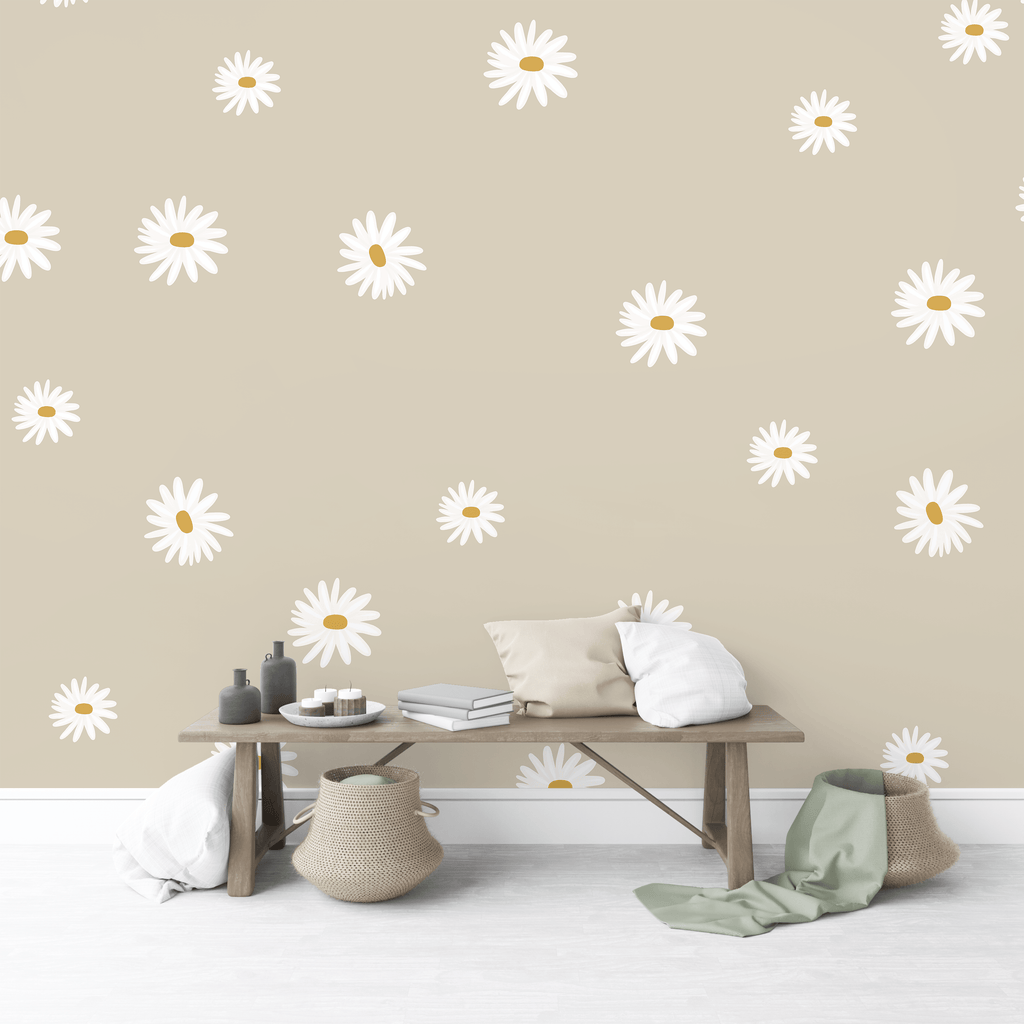 Daisy Decals - Project Nursery