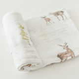 Oh Deer Swaddle  - The Project Nursery Shop - 1