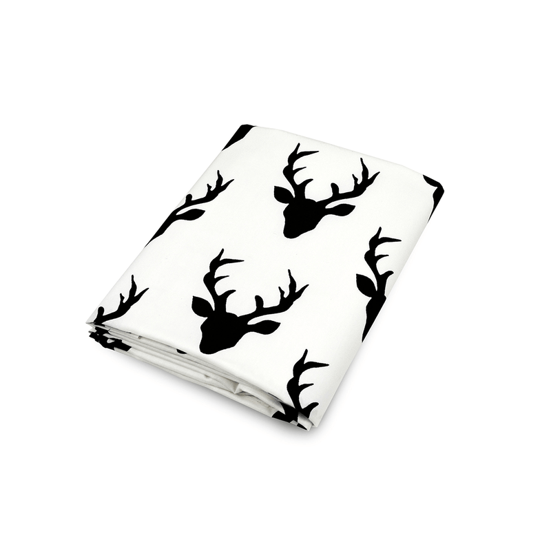 Deer Crib Sheet - Project Nursery