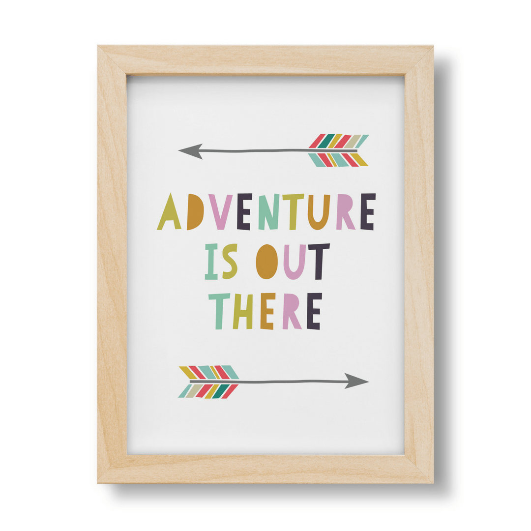 Adventure Is Out There Print - Project Nursery