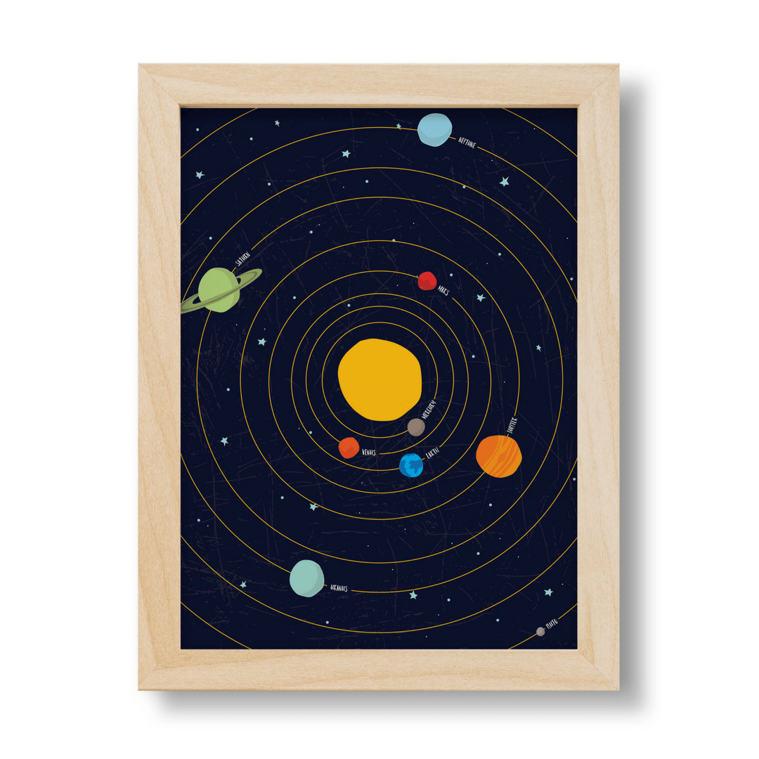 Outer Space Decor Tktb