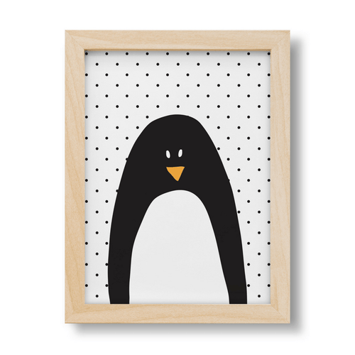 Diego the Penguin Print - Project Nursery