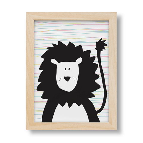 Bear Cub Little Darling Print
