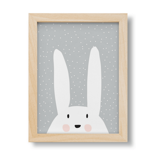 George the Musician Bunny Print - Project Nursery