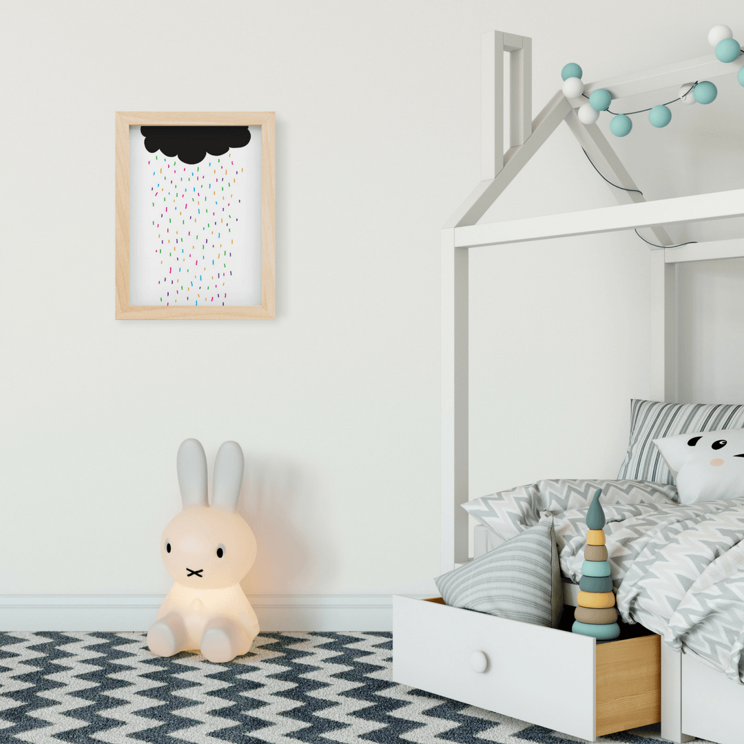 It's Raining Sprinkles Print - Project Nursery
