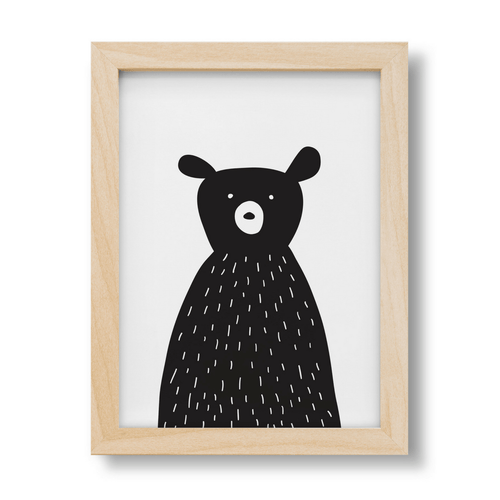Louie the Bear Print - Project Nursery