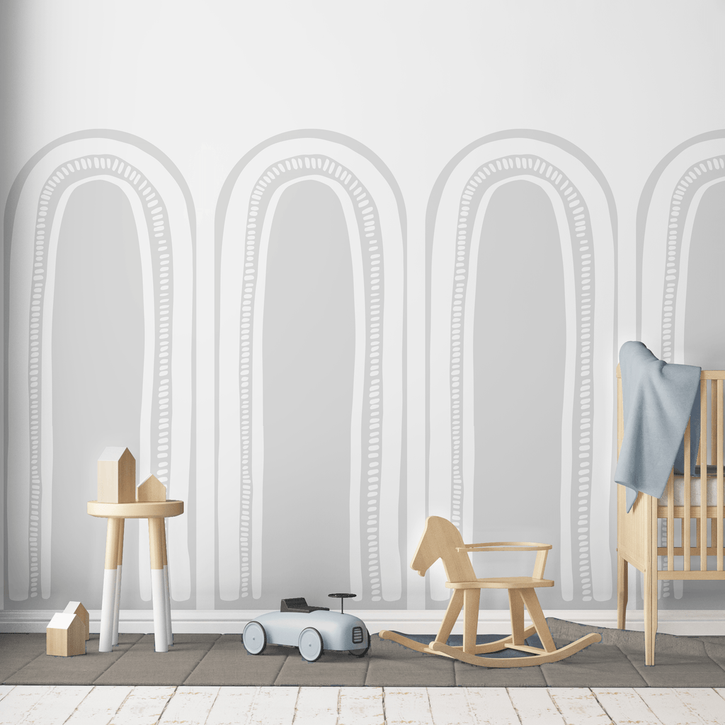 Double Arch Boho Decals - Project Nursery