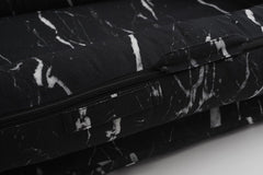 DockATot Deluxe+ Cover - Black Marble - Project Nursery