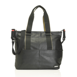 Eden Diaper Bag Black - The Project Nursery Shop - 1