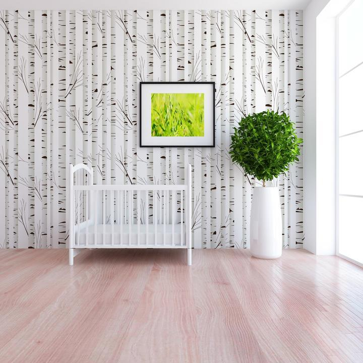 Edward Wallpaper - Project Nursery
