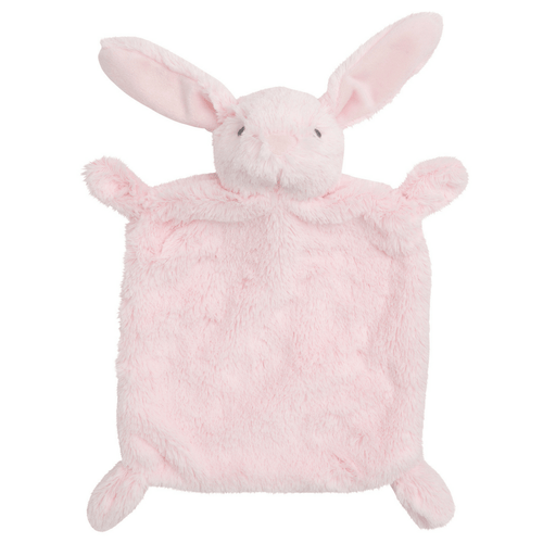 Bunny Security Blankie - Project Nursery