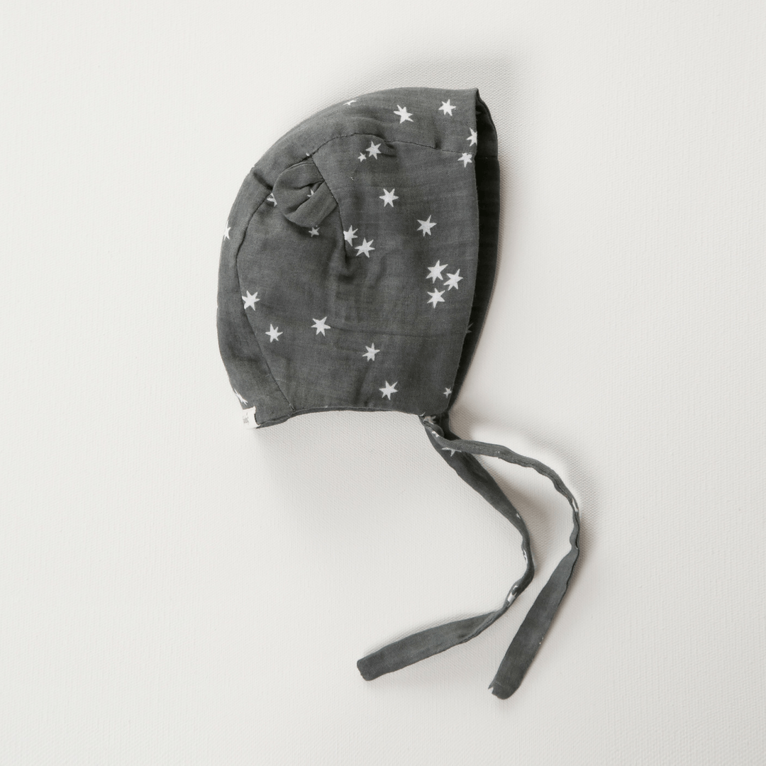 Bear Bonnet Hat - Project Nursery