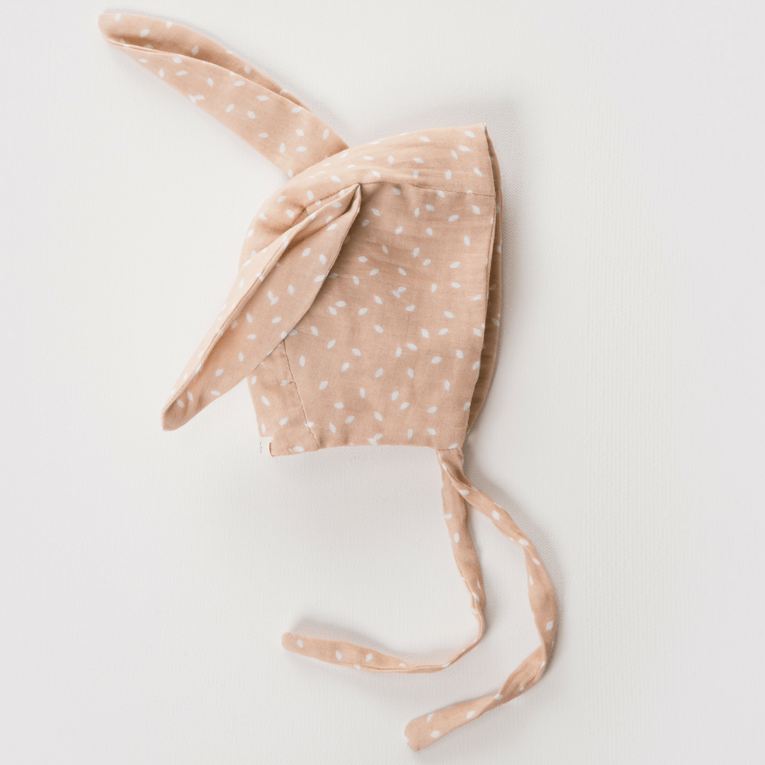 Bunny Bonnet Hat - Project Nursery