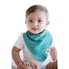 Personalized Organic Bandana Bib - Project Nursery