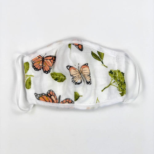Butterfly Face Mask - Project Nursery