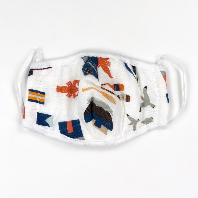 Nautical Face Mask - Project Nursery