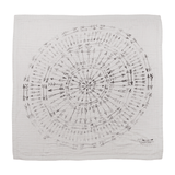 'Faded Arrows' 4-Layer Organic Cotton Happy Cloud Luxury Blanket  - The Project Nursery Shop - 1